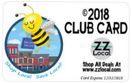 ZZLocal Discount Card